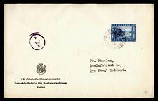 DR WHO LIECHTENSTEIN VADUZ TO NETHERLANDS  g42695