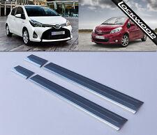Toyota Yaris Mk3 4 Door (Released Approx. 2011) Sill Protectors