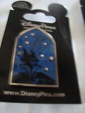 Maleficent Jeweled Disney Pin on original card