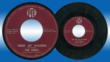 Philippines THE KINKS Tired Of Waiting 45 rpm Record