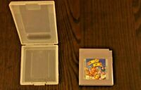 Vintage Nintendo Game Boy Kirby's Dream Land with Case and Instructions