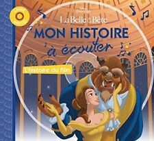 LA BELLE ET LA BETE - Mon Histoire à écouter   Livre audio (neuf)