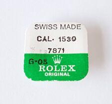 Rolex 1530 # 7871 Rueda De Embrague Original Hecho En Suiza Nuevo Sellado De Fábrica