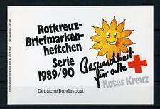 BUND Nr.1439(5) ** SONDER-MARKENHEFTCHEN ROTES KREUZ 1989/1990 (118507)