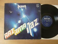 Nazareth - Razamanaz  1973  GAT   LP  Vinyl  vg