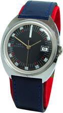Timex Vintage Handaufzug Herren Uhr classic mechanical handwind mens watch SF60D