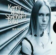 Kenny Wayne Shepherd Band Blue On Black 1998 CD Single Very Good