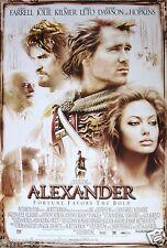 """ALEXANDER"" MOVIE POSTER FROM ASIA - Colin Farrell, Angelina Jolie, Val Kilmer"