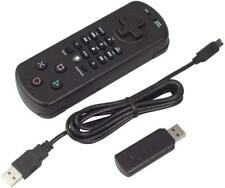 PowerA Sony PlayStation 3 Multimedia 3-in-1 Remote Control DVD Wired Controller