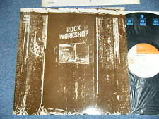 ROCK WORKSHOP Japan 1970 NM LP ROCK WORKSHOP British Blues Rock Band