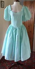 VINTAGE 1980's VICTORIAN STYLE BRIDESMAID DRESS