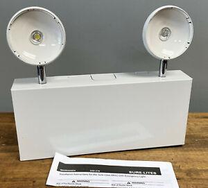 Sure-Lite SELM Series LED Emergency Light XR6C-LED