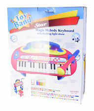 Bontempi BONMK 3440.2 Elektronisches Keyboard mit Mikrofon ORH01N1097M13