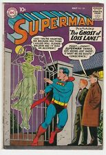 Superman #129 VG- 3.5 Lois Lane Curt Swan Lois Lane Jimmy Olsen Perry White