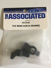 Team Associated TC5 Rear Hub (0 Deg.)