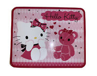 Hello Kitty Metal Lunch Box with 100 piece puzzle