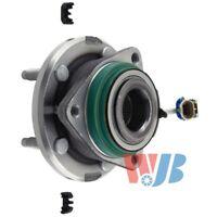 Heavy Duty version WJB WA513121HD Front or Rear Wheel Hub Bearing Assembly