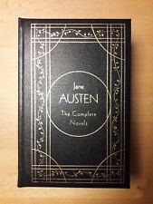 Jane Austen The Complete Novels Deluxe Edition (library Of Literary Classics)