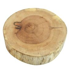 Unique Rustic cutting board Chopping Wooden butcher block cheese pastry Round
