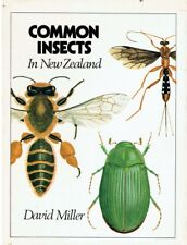 Miller, David Common Insects in New Zealand