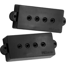 NEW DiMarzio Model P for Fender Precision Bass PICKUP SET Black DP122 DP122BK