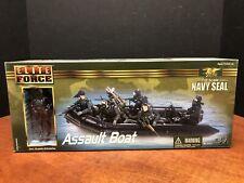 BBI Elite Force 1/18 Navy Seal Assault Boat Dela0448