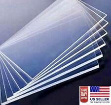 LEXAN SHEET - POLYCARBONATE CLEAR  24''x 48'' 6mm 1/4