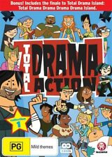 Total Drama Action : Collection 1 (DVD, 2011, 2-Disc Set)