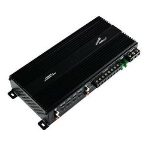 AUDP Full Range CLASS D MOSFET MICRO AMPLIFIER 4 X 100W
