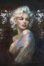 Theo Danella- Marilyn Monroe Portrait Poster Print by Theo Danella, 24x36