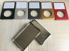 iPod Classic 6th Gen 120GB Back Housing + Front Housing Case Cover FacePlate