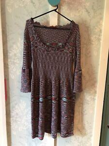 Missoni Wool Dress - Size 50