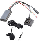 Bluetooth Audio Cable Adapter w/ Mic for Mercedes W211 W208 W168 Comand APS 2.0
