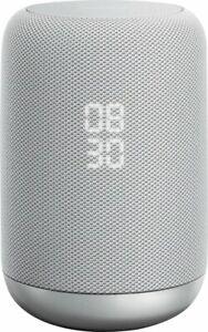 NEW Sony LF-S50G Smart Bluetooth Speaker w Built-In Google Assistant, White