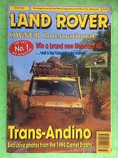 Land Rover Owner International - July 1994 - Range, Ninety On Test