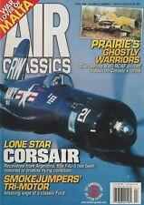 Air Classics (Apr 1999) (Lone Star F4U, Tri-Motor Smoke Jumpers, Max Stanley)