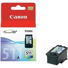 CARTUCCIA ORIGINALE CANON CL-511 COLORE MP 240 CL 511 CL511 2972B001