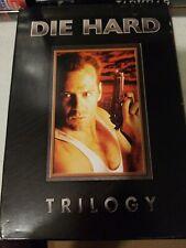 Die Hard Trilogy Limited Edition, 1999 3-Disc Set, Die Hard 1, 2 & 3 -used