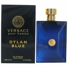 Versace Pour Homme Dylan Blue by Versace, 6.7 oz EDT Spray for Men