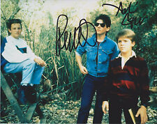 Monster Squad Movie Ryan Lambert & Andre Gower Firmado 8X10 Foto B