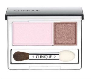 Clinique All About Shadow Duo - Seashell Pink/Fawn Satin  #17