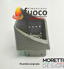 BRACIERE CROGIOLO STUFA MORETTI GLOBE A7 STYLE RELAX  IRON TRILLY MINI BRGHFF336