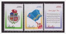 Aruba 2016 National symbol flag hymne MNH