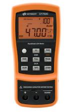 Agilent / Keysight U1733C 100Hz/120Hz/1kHz/10kHz/100kHz Handheld LCR Meter.