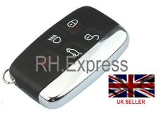 5 botón para Land Rover LR4 Evoque Deporte reemplazar llave remota FOB caso Shell A75