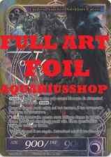 Force of Will Lucifero Angelico Distruttore Caduto TMS-075 ITA FOW FULL ART FOIL