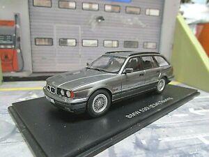 BMW 5er Reihe 530i E34 Touring Kombi grau met 1991 - 1996 NEO Resin  1:43