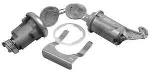 1966 Chevelle, 66-68 Corvair Glovebox & Trunk Lock Original-Style Pear Head Key