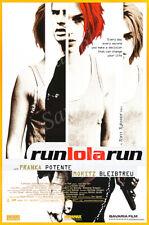 Mcposter - Run Lola Run Movie Poster Glossy Finish - Prm239
