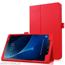COVER BOOK SAMSUNG GALAXY TAB A 10.1 2018 T585 T580 A6 CUSTODIA CASE MAGNETICA